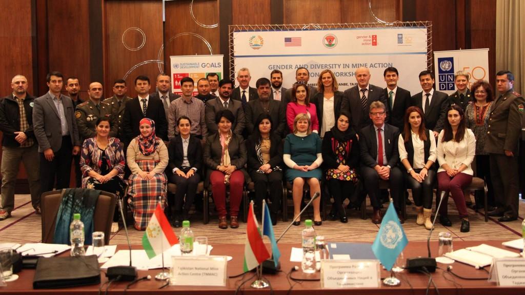 group photo reg ws Tajikistan